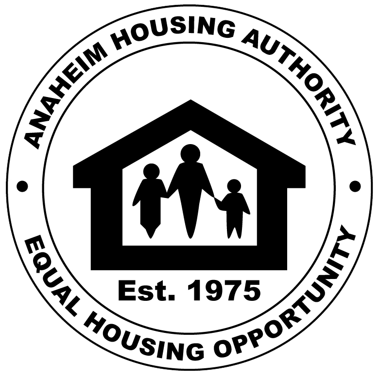Anaheim Housing Authority Logo