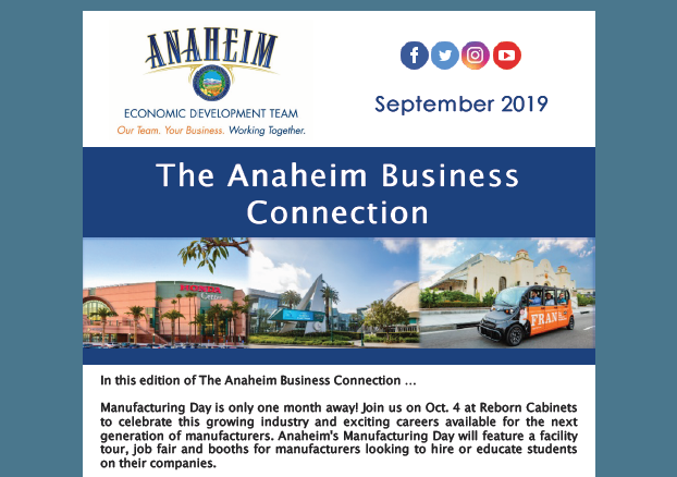 The Anaheim Business Connection - September 2019
