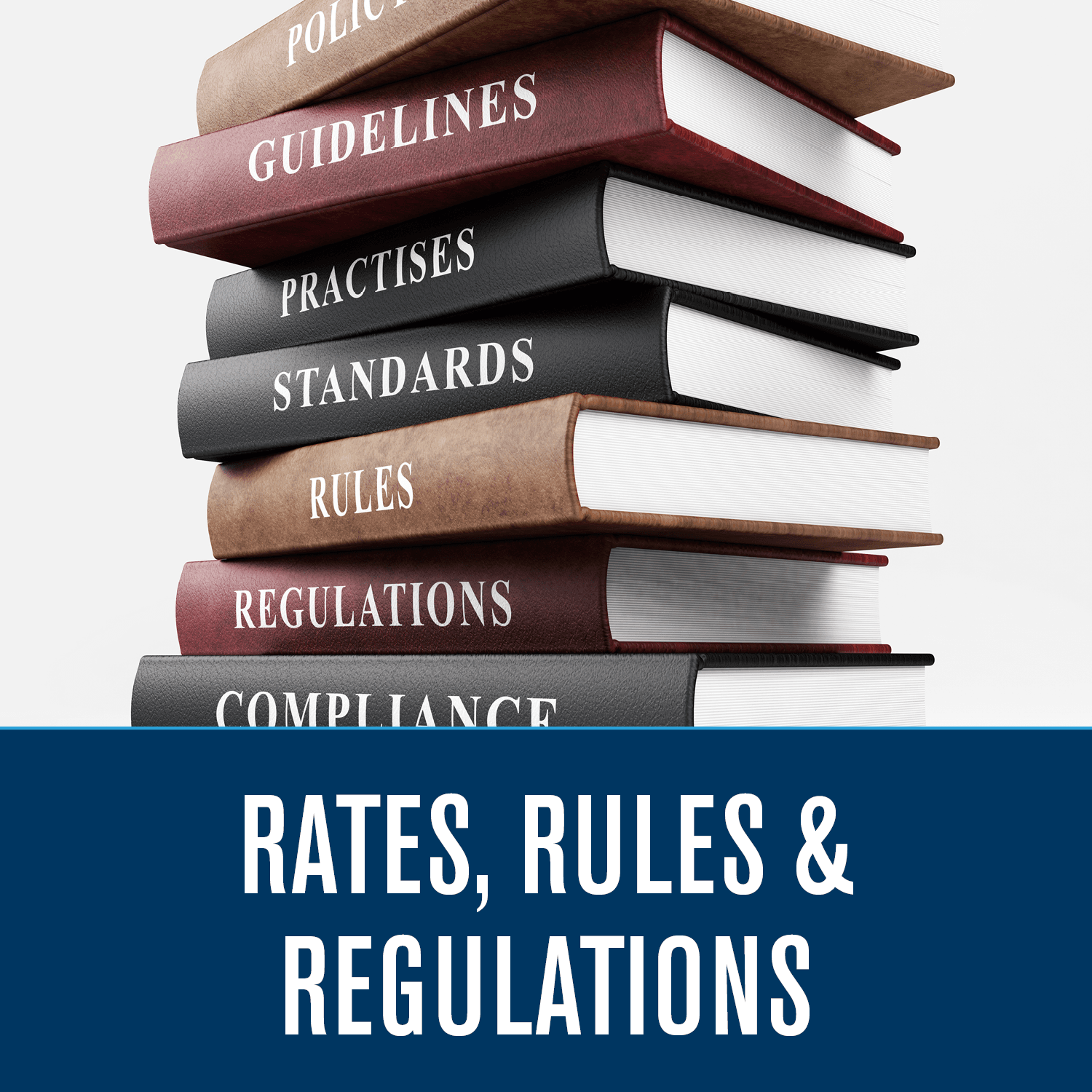 Rates Rules Regulations