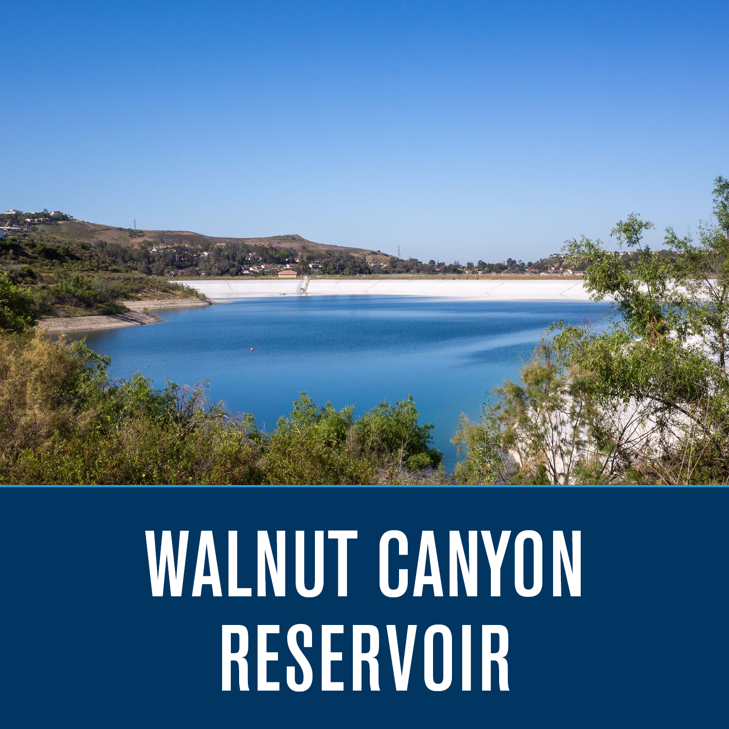 Walnut Canyon Reservoir