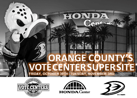 Orange County Votecenter Supersite
