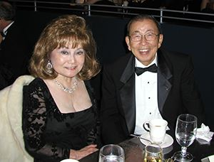Mary & Frank Hirahara at Anaheim Cabaret